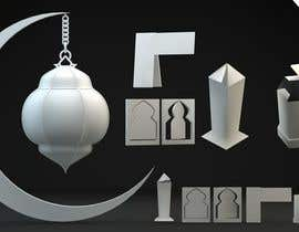nº 14 pour 3D Modelling for 5 items / one day contets par kanclut