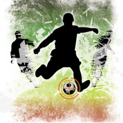Proposition n°                                        127                                      du concours                                         Soccer / FIFA Challenge - Graphic Design for SCUF Gaming
