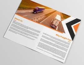 Nro 21 kilpailuun Bi-Fold Corporate Brochure käyttäjältä ishahin812