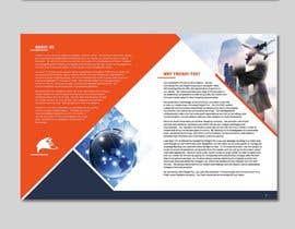 Nro 13 kilpailuun Bi-Fold Corporate Brochure käyttäjältä ferisusanty