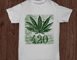 #54 for Design a 420 T-Shirt. by Mominul2011