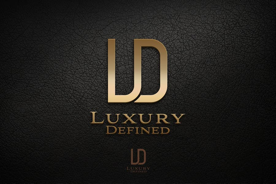 #103 for Logo Design for Luxury Defined by dimitarstoykov