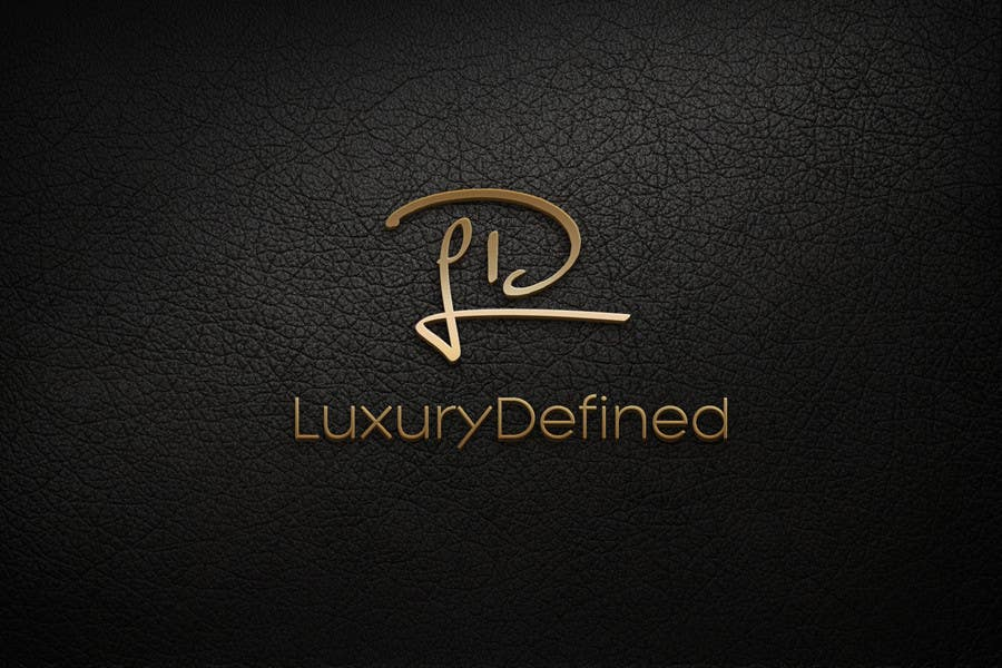 #159 for Logo Design for Luxury Defined by dimitarstoykov