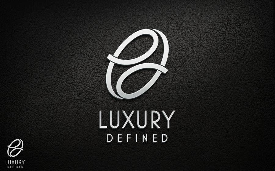 #333 for Logo Design for Luxury Defined by DesignPRO72
