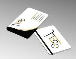 nº 268 pour Design new business card par imtiazmahmud80
