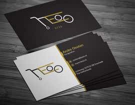 nº 203 pour Design new business card par Neamotullah
