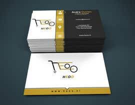 nº 127 pour Design new business card par aashiq94