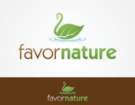 #506 para Logo Design for Favor Nature por coldxstudio