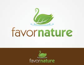 #507 para Logo Design for Favor Nature por coldxstudio