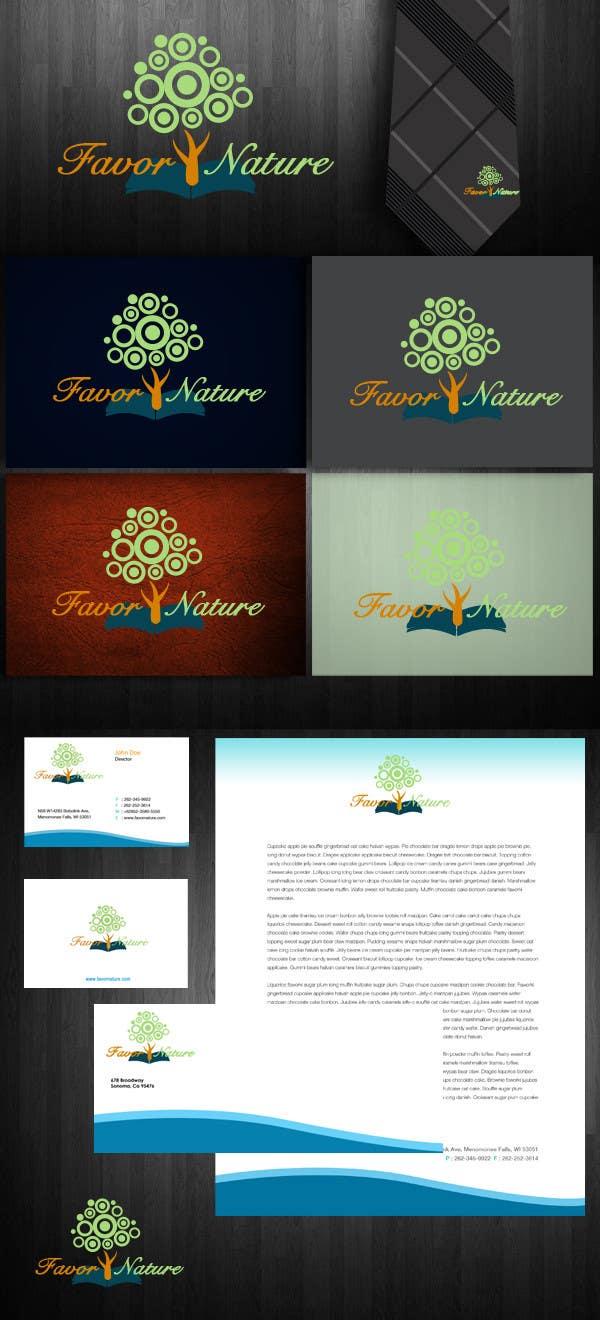 Contest Entry #409 for Logo Design for Favor Nature