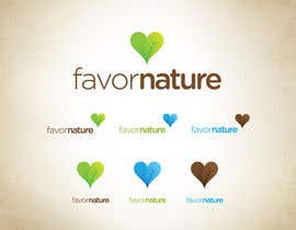 #244 para Logo Design for Favor Nature por vaughanthompson
