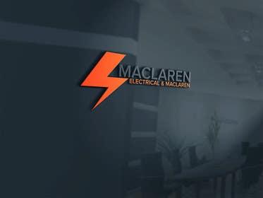 #90 for 2 Logos: Maclaren Electrical & Maclaren Plumbing by Crativedesign