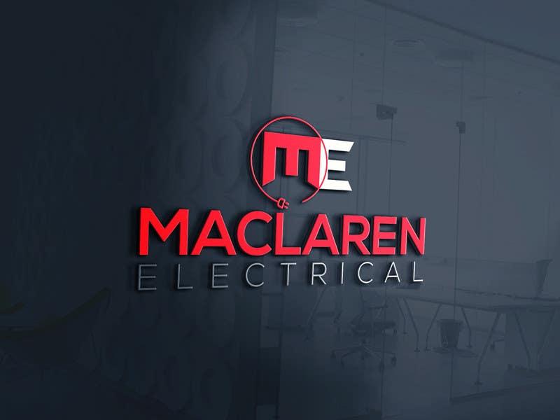 Proposition n°124 du concours 2 Logos: Maclaren Electrical & Maclaren Plumbing