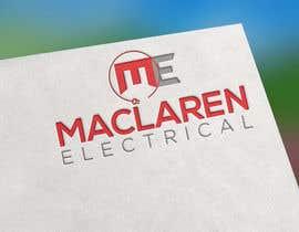 nº 125 pour 2 Logos: Maclaren Electrical & Maclaren Plumbing par osthirbalok