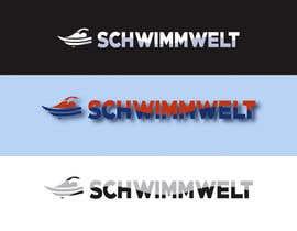 nº 27 pour Logo design for Schwimmwelt par atasarimci