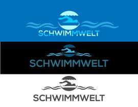 nº 34 pour Logo design for Schwimmwelt par kayumhosen71