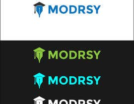 #10 for Design a Logo (Modrsy => My Teacher) by LogoExpert69