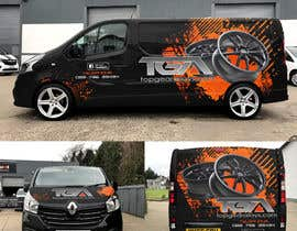#24 for VEHICLE GRAPHICS DESIGN by Roman8888