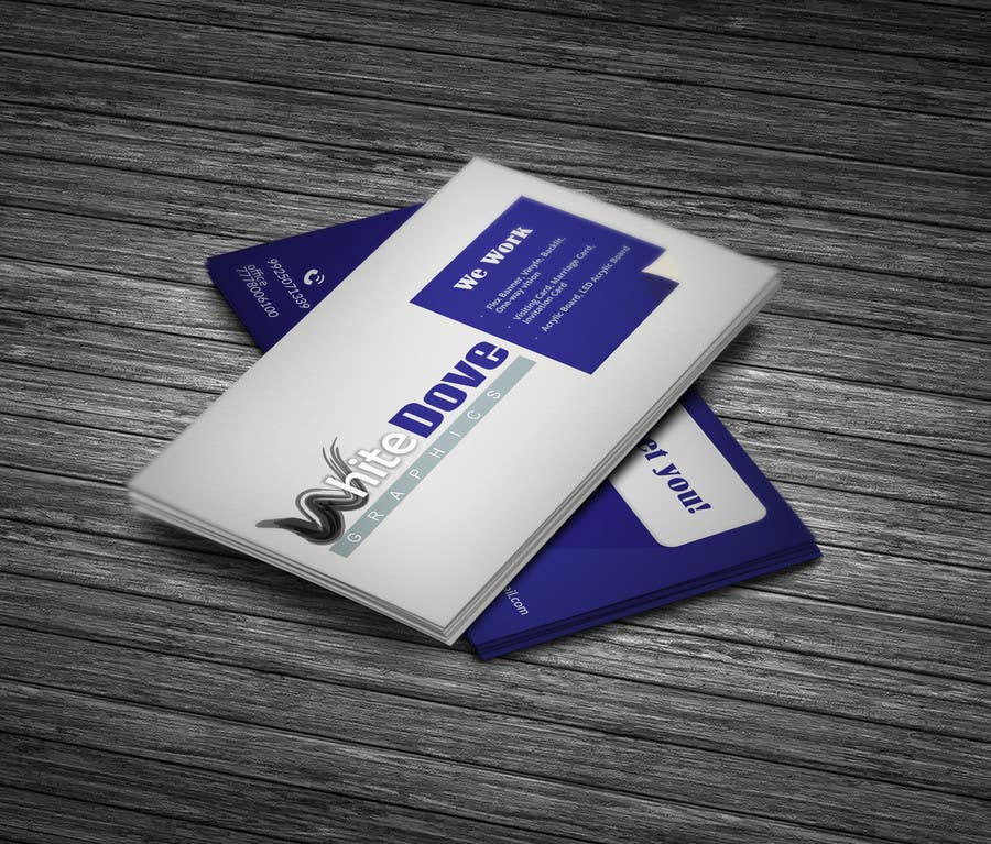 Entry #8 by oronno12 for Make Awesome Business Card for \