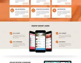 Nro 12 kilpailuun Design a website käyttäjältä webidea12