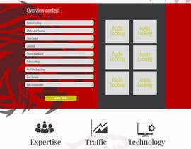 Nro 27 kilpailuun Design a website käyttäjältä kfernandojosei