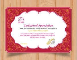 #12 for Design a A3 Certificate by MehediHasan42