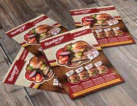 #19 for I need Hamburger Flayer by SubheSaadik