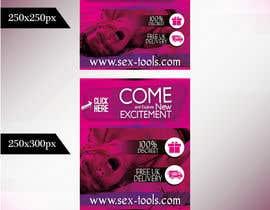 nº 31 pour banner ad for adult site par eliartdesigns