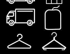 nº 7 pour Design some Icons par graphicgallery