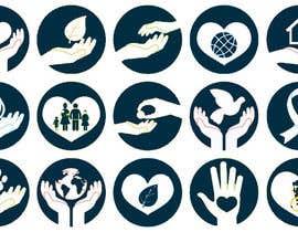 nº 18 pour Design some Icons par tuhin00135