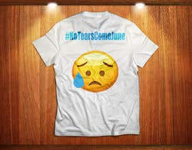 nº 7 pour Design a T-Shirt w/ Crying Emoji par Alimohamed15
