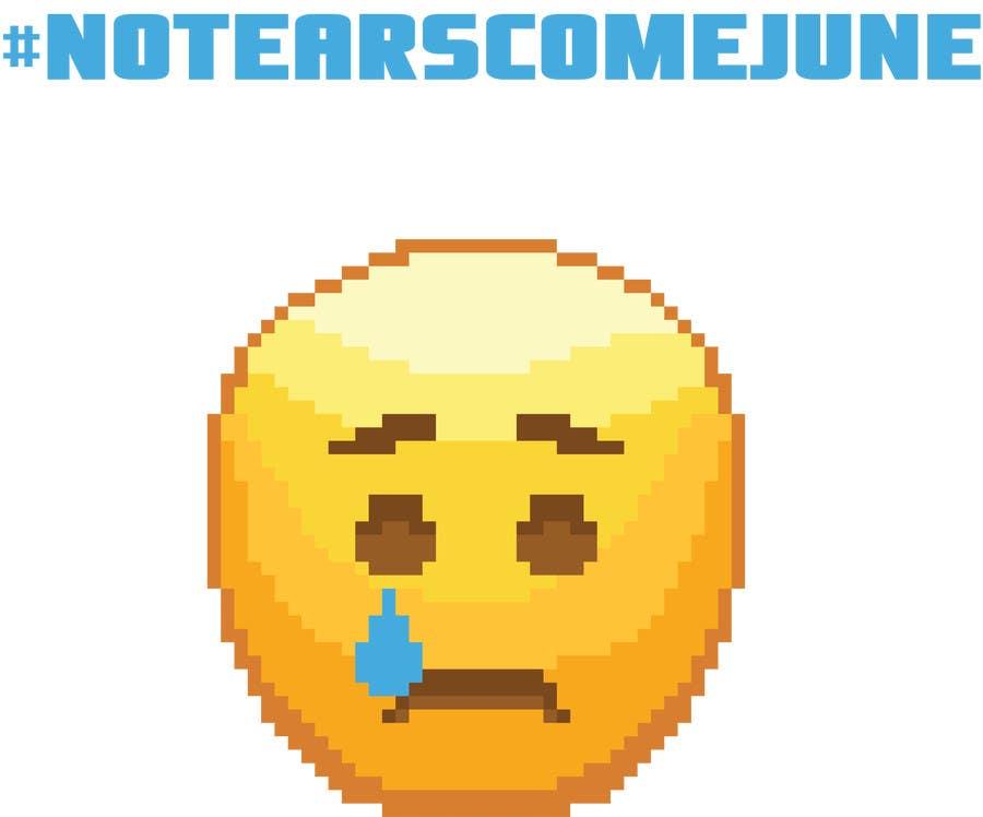 Proposition n°3 du concours Design a T-Shirt w/ Crying Emoji