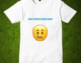 nº 4 pour Design a T-Shirt w/ Crying Emoji par mrsbulldops96