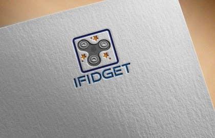 #10 for Design a Logo: iFidget (Fidget Spinners) by Mizanur121