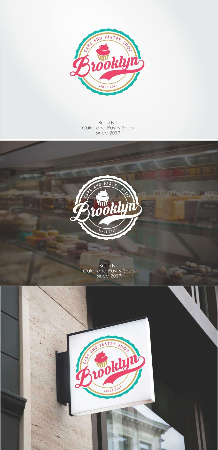 Proposition n°134 du concours Design a Logo for Cake and Pastry Shop