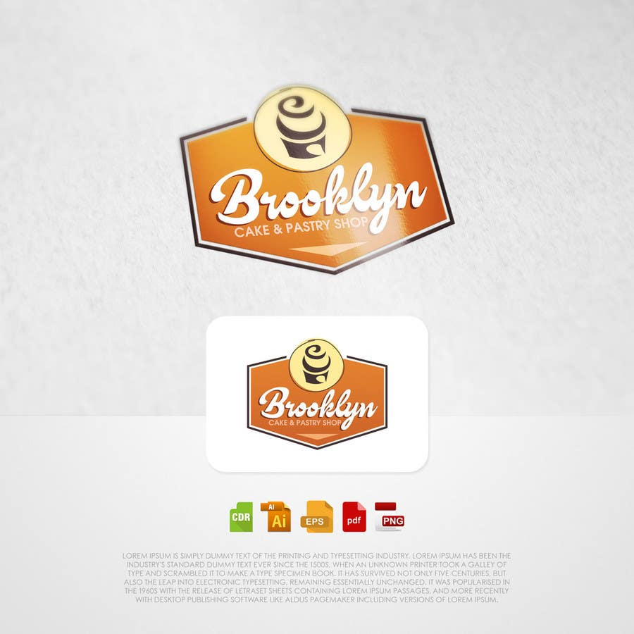 Proposition n°230 du concours Design a Logo for Cake and Pastry Shop