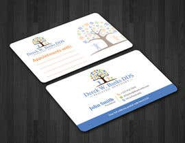 nº 7 pour Design Business Cards par papri802030