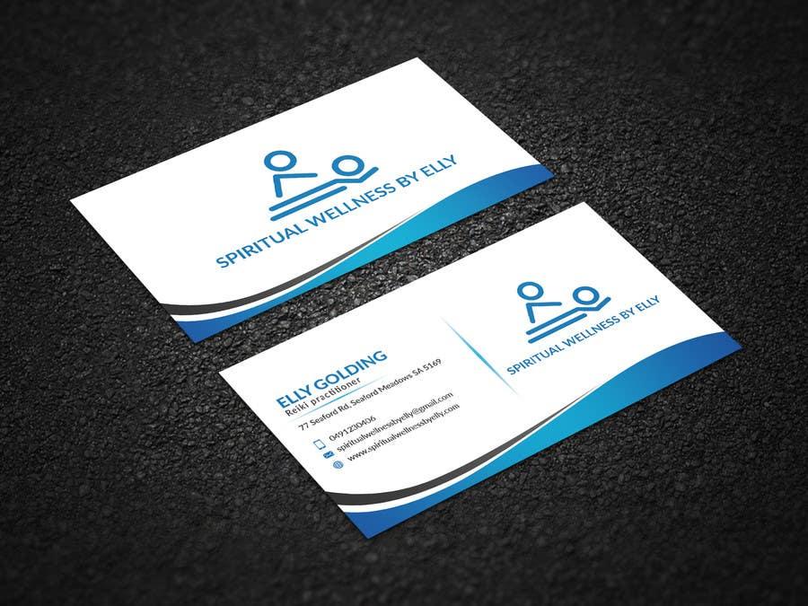 Kilpailutyö #                                        55                                      kilpailussa                                         Design a Logo/business Card