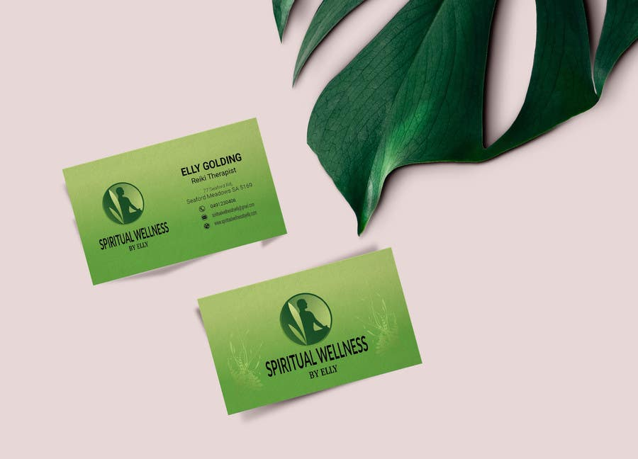 Kilpailutyö #                                        29                                      kilpailussa                                         Design a Logo/business Card