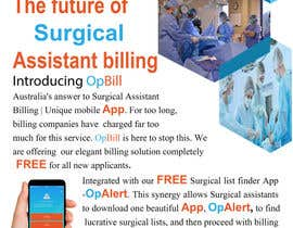 nº 31 pour Design a Flyer for Medical Billing par Rashel99