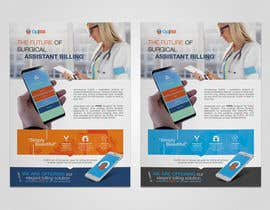 nº 30 pour Design a Flyer for Medical Billing par Restlife