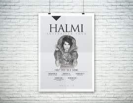 nº 31 pour Concert poster design par KianooshBC