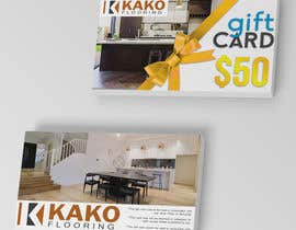 #6 for Design Gift Card by djgeraldizo