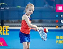 nº 55 pour Design a Tennis Banner par Artspixel