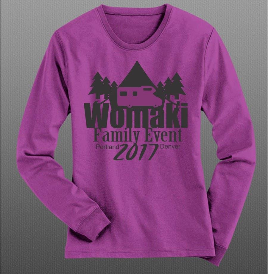 Proposition n°39 du concours WoMaKi T-shirt logo