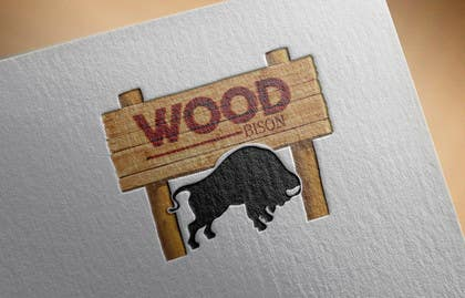 "#4 for Business logo ""Wood Bison"" by nikolsuchardova"