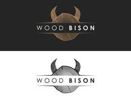 "nº 9 pour Business logo ""Wood Bison"" par ZainJDesign"