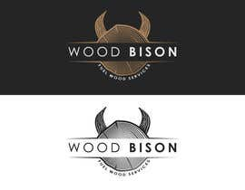 "nº 13 pour Business logo ""Wood Bison"" par ZainJDesign"