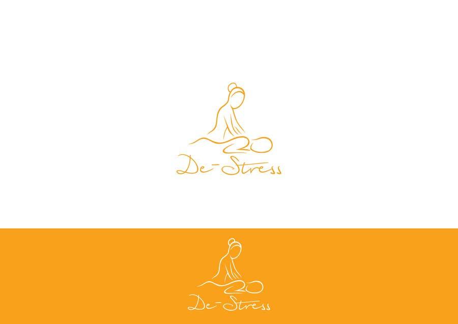 Kilpailutyö #                                        55                                      kilpailussa                                         Logo pour cabinet de massage et soins du corps