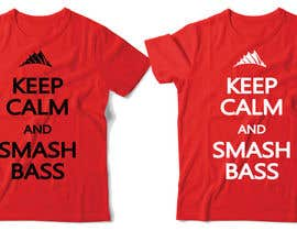 "nº 37 pour Design a ""Keep Calm"" style T-Shirt par Asmani12345"